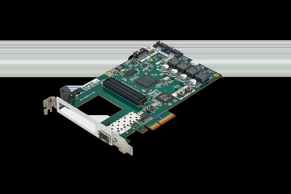 KK 170_Simple PCIe FMC Carrier SPEC