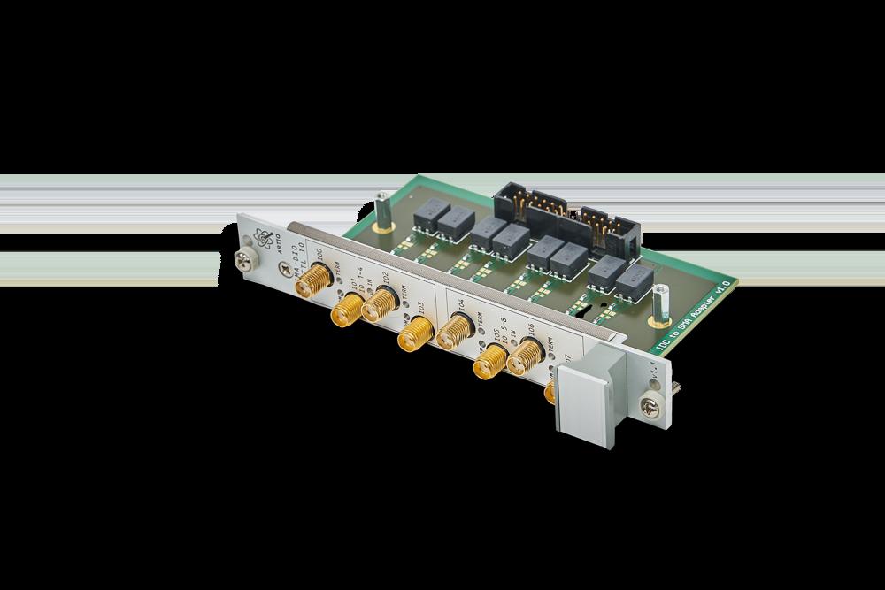 KK 17p_IDC_SMA Adapter